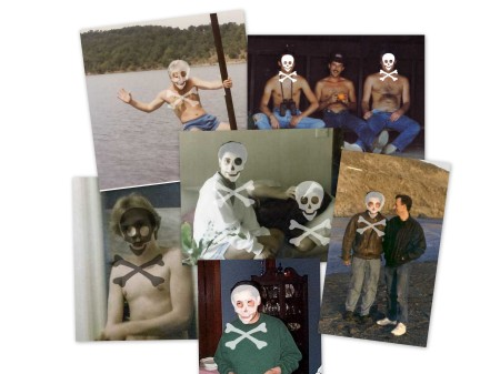 Dead friends who took their drugs